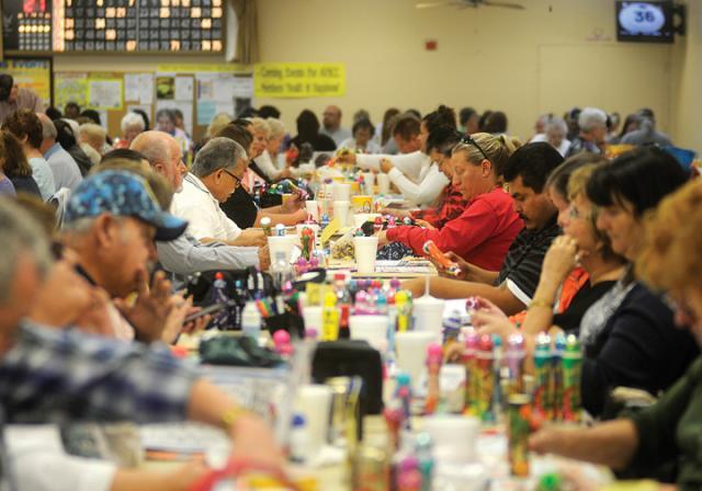 Bingo creates community, gambling destroys it