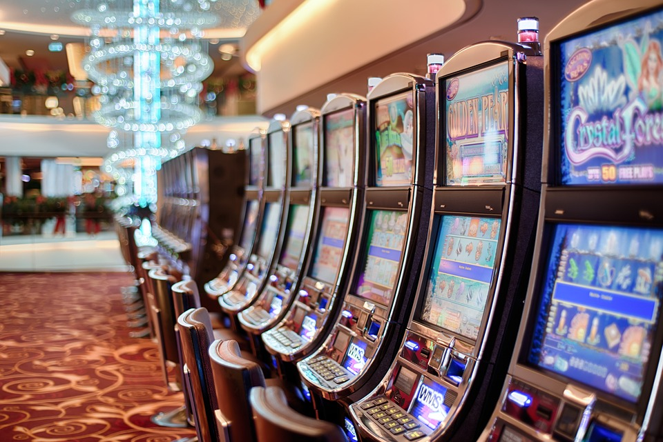 The Simplest Way to Win a Slot Machine